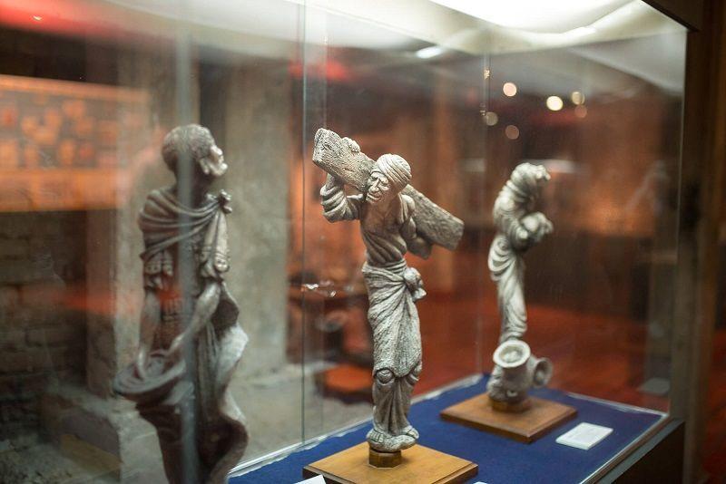 Conservación, restauración y puesta en valor  en el museo de la catedral