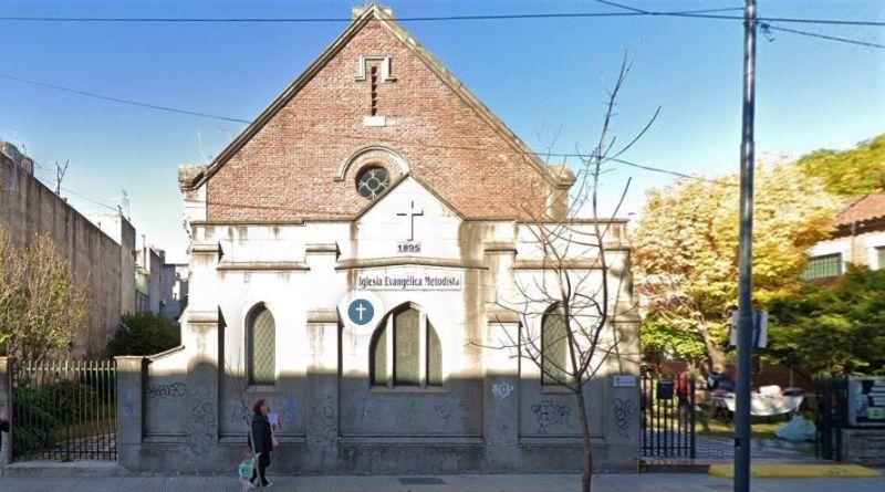 iglesia evangelica metodista de lomas de zamora