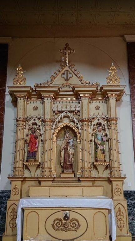 retablos menores