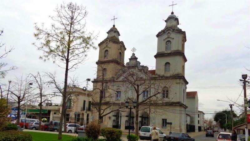 VIRGEN del Pilar IGLESIAS DE BUENOS AIRES
