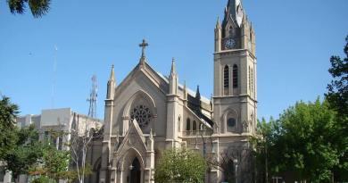 Parroquia Nuestra Señora del Carmen de Lobos