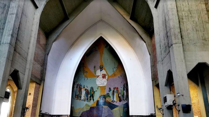 Parroquia Jesús en el Huerto de los Olivos