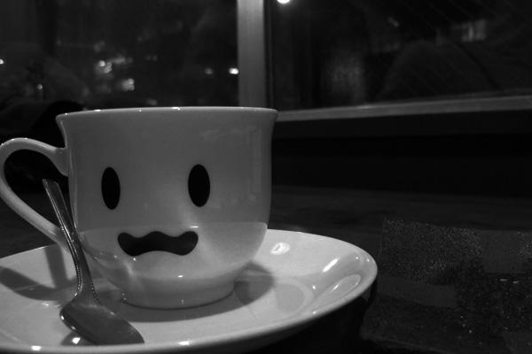 Obake Cafeに行ってきました