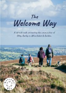 BAILDON WaW CHALLENGE WALK 2019: THE 28.5 MILE WELCOME WAY IN 2 SECTIONS. @ Meet at the Potted Meat Stick in cenre of Baildon