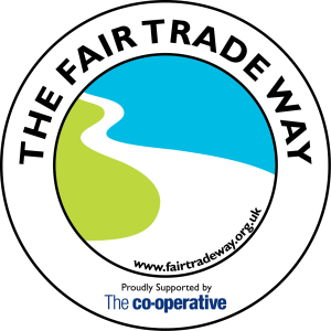 BAILDON TO BURLEY FAIR TRADE WAY. A BAILDON WaW SECOND SATURDAY GUIDED WALK @ Meet at Baildon Potted Meat Stick by Ian Clough car park in centre of Baildon,