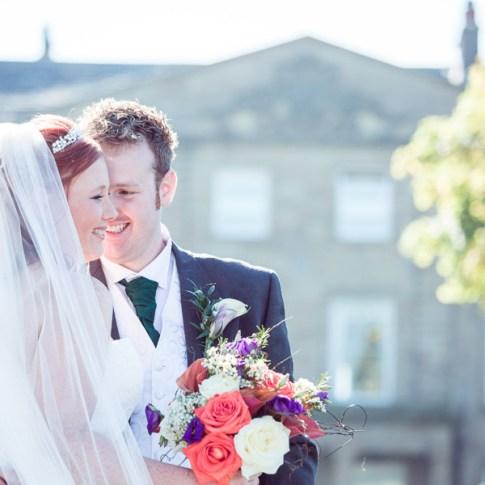 Waterton Park weddings in Wakefield bridge