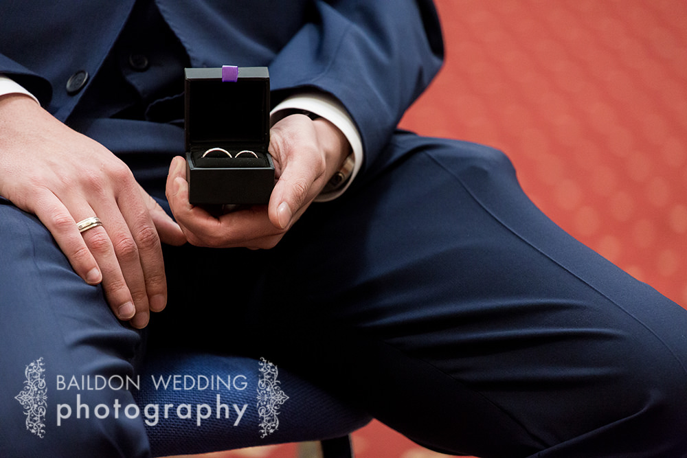 Stoner wedding rings