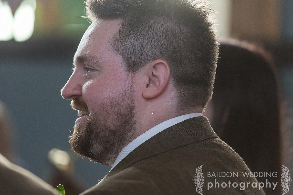happy groom top times