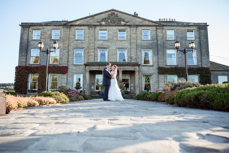 Waterton Park wedding