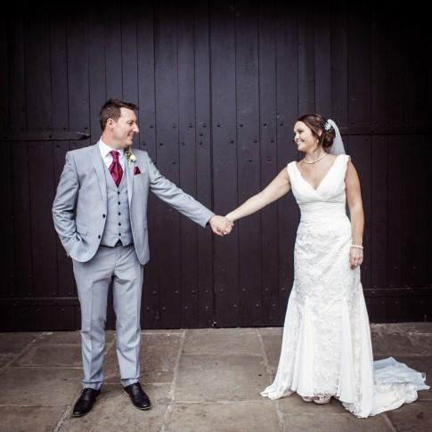 Barn wedding Yorkshire East Riddlesden Keighley