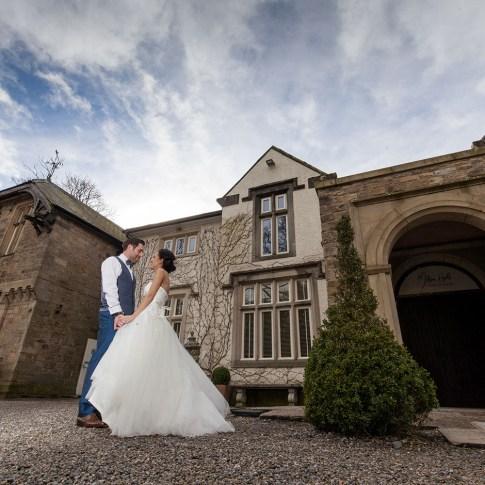 Mitton Hall Wedding photography Clitheroe