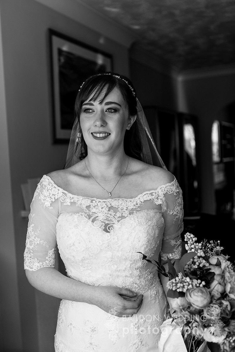 bridal portrit