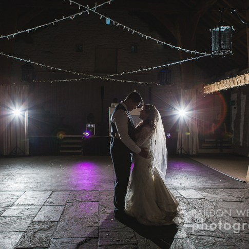 First Dance Airedale Barn