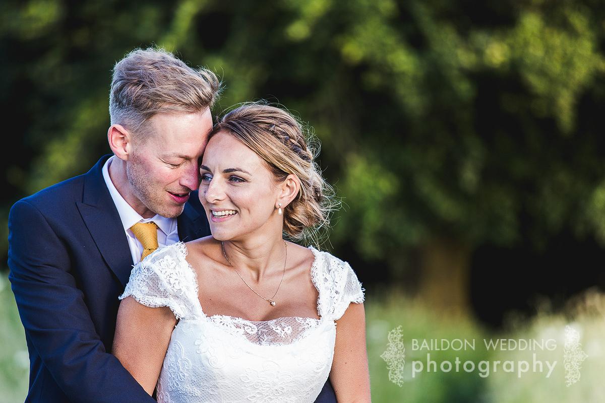 Shipley Glen wedding