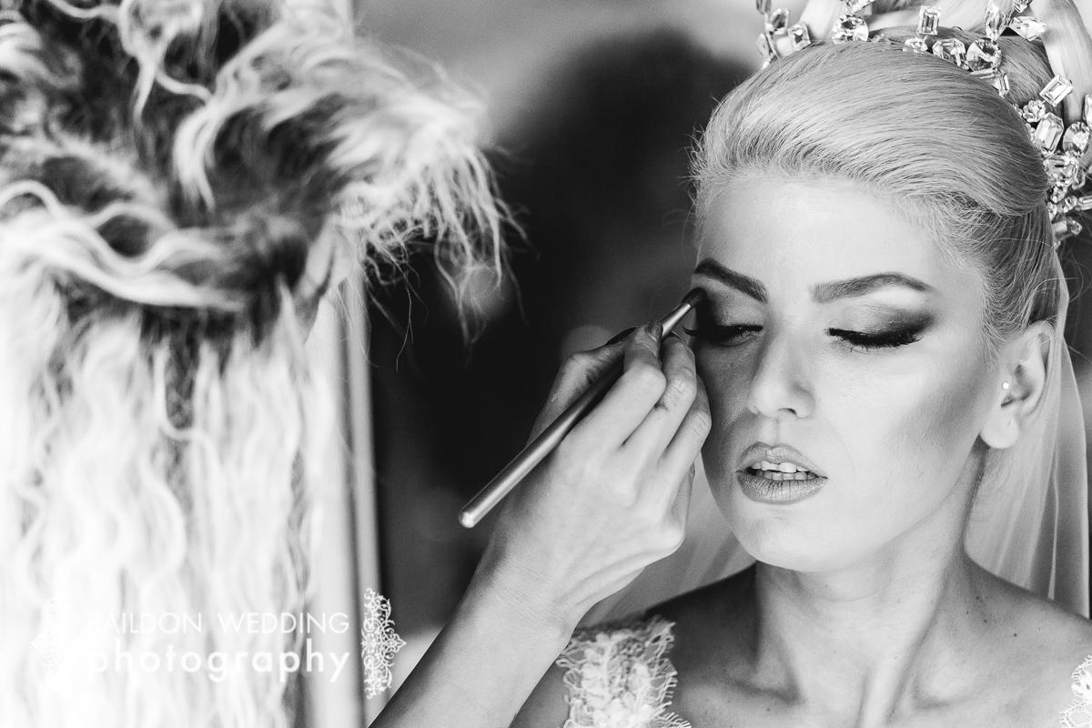 Bridal make up by Iranian MUA