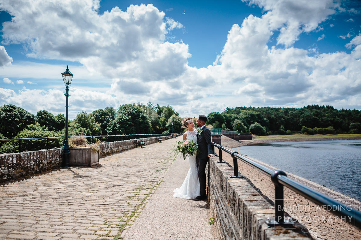 Halifax wedding photograph Ogden Water