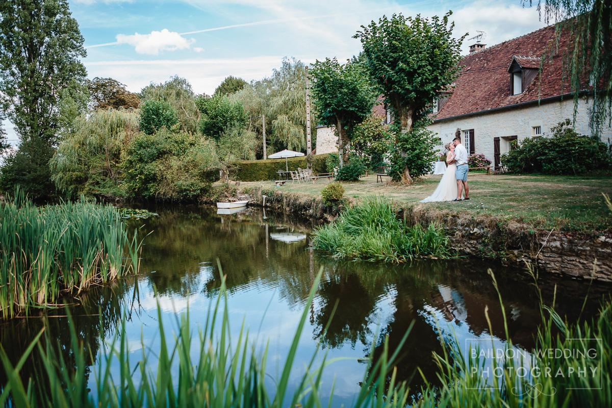rural France Chateau wedding