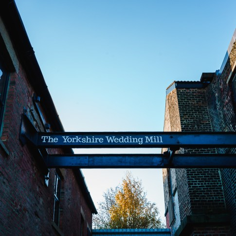 The Yorkshire Wedding Mill Leeds wedding photographer