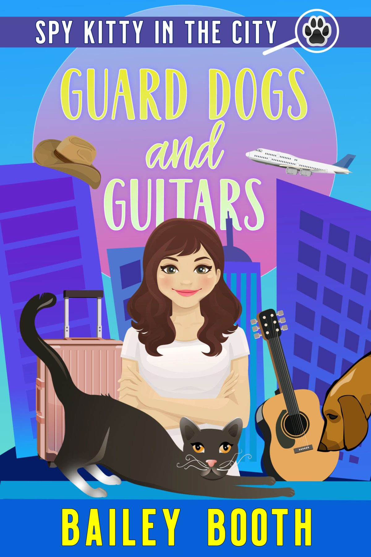 Guard Dogs and Guitars Ebook Cover