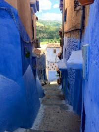 may: Chefchaouen, Morocco