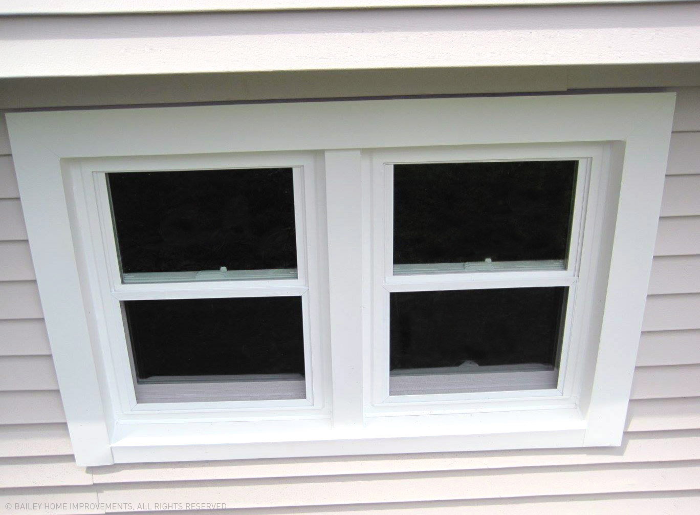Garden Level Windows by Bailey Home Improvements