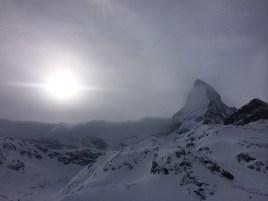 The Matterhorn under attack