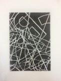 a black ink print