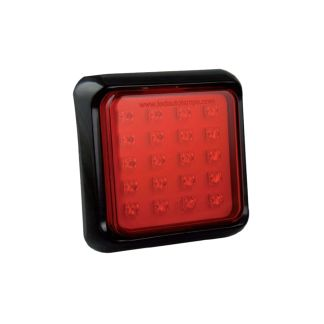 100mm Square Rear Fog Lamp