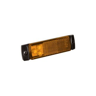 Low Profile Amber Marker Lamp