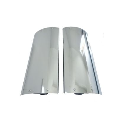 Stainless Steel Isuzu 7.5T Mirror Guards