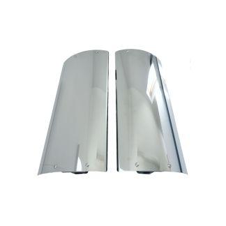 Stainless Steel Isuzu 7.5T Mirror Guards