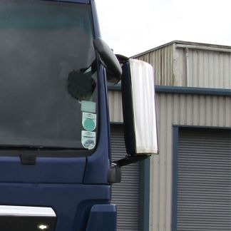 Stainless Steel MAN TGS/TGX Mirror Guards