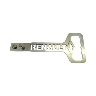 Stainless Steel Renault Fifth Wheel Handle