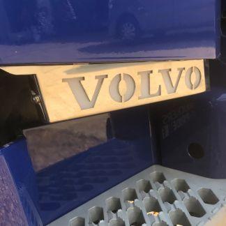 Volvo V4 Illuminated Step Bars