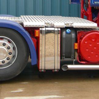 DAF XF Euro 6 Fuel Tank Strap
