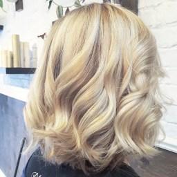 Blonde Balayage 2016