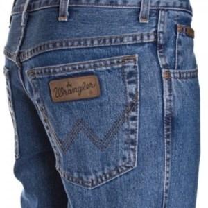 Wrangler Texas Jeans Detail