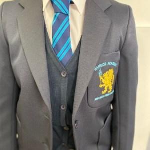 Bangor Academy Girls Premium Jacket - 1st to 5th Form