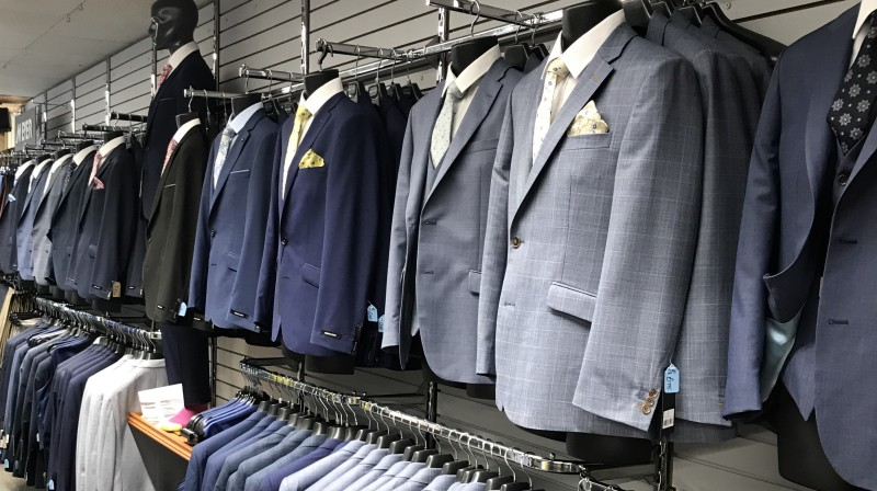 Suit Appointments in Bangor