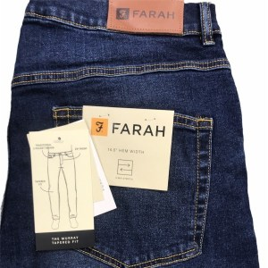Farah Murray Tapered Jeans