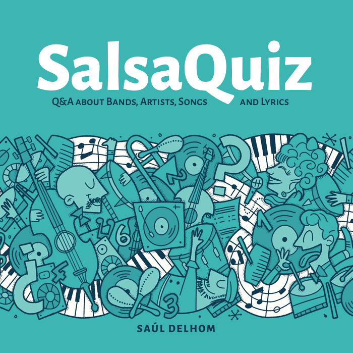 SalsaQuiz - Q&A about bands, artists, songs and lyrics in salsa