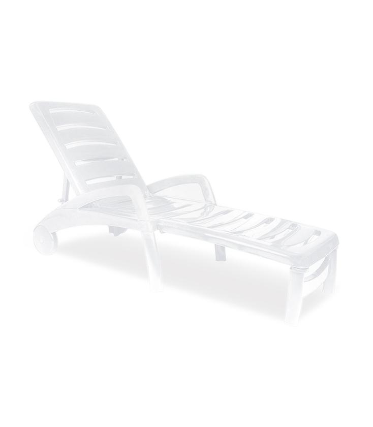 bain de soleil plastique ibiza