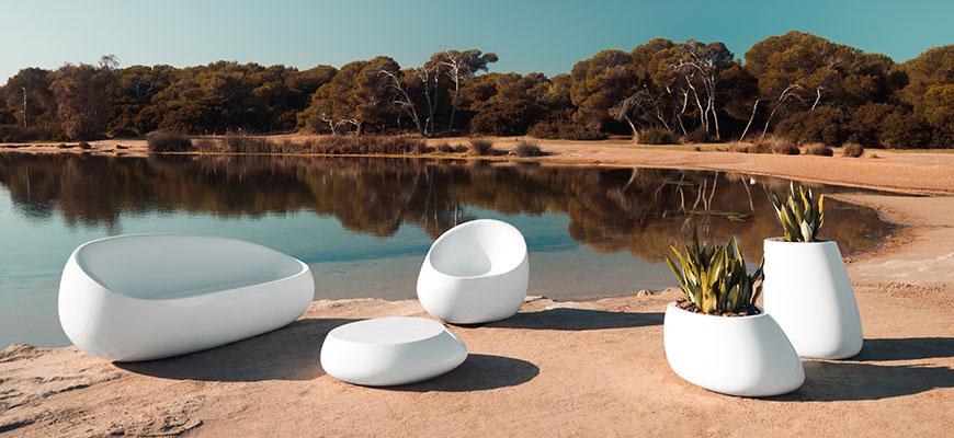 mobilier de jardin design vondom