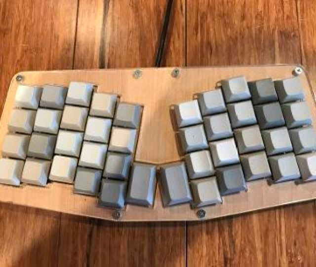In This Two Session Class You Will Be Building A Fully Functional Custom Designed Mechanical Keyboard And Take It Home With You To Use