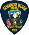 Bainbridge island Police Department