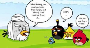 A..ngry Birds