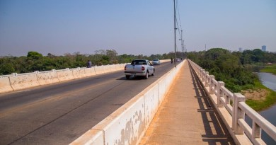 Secid retoma obras da ponte Benedito de Figueiredo