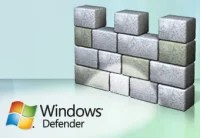 Logo do Windows Defender.