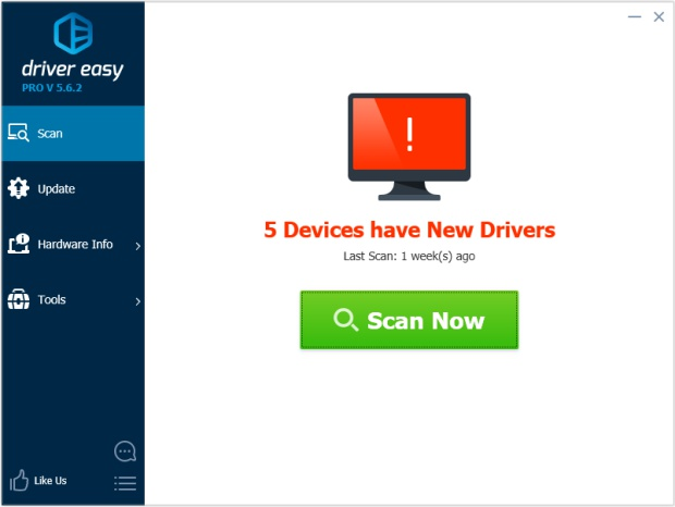 Driver Easy Download- Atualize os Drivers do PC Automaticamente
