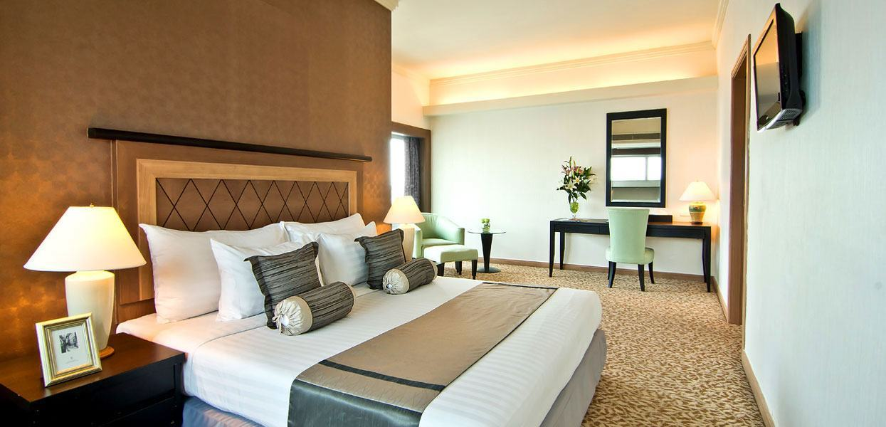 1 Bed Superior SuiteStandard Zone Baiyoke Sky Hotel